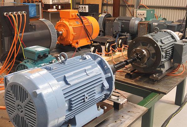 30 kW dynamometer
